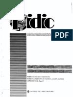 FIDIC - Client-consultant Agreement
