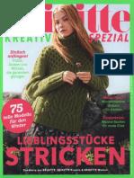 Brigitte Spezial – Stricken - №5 2018