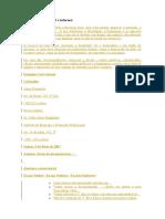 Exemplo Carta Formal e Informal