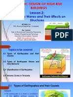 earthquake waves and their effects on buildings