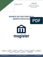 Manejo Bullying REVISADO