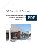 WP Design Use VRF Systems K12 Schools