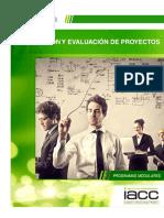 01 Formulacion y Evaluacion de Proyectos