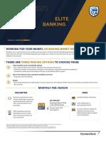 Standard Bank Elite Banking 2020