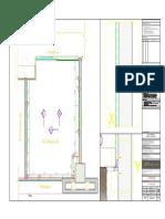 HPL Panelling Plan