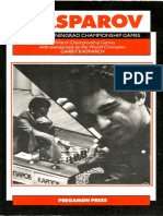 Garry Kasparov - London-Leningrad Championship Games