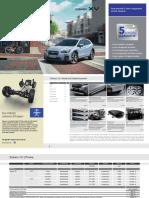 Subaru XV facelift 2018-