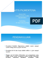 Ppt Retinitis