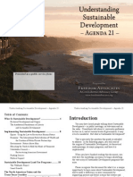 Understanding Sustainable Development and Agenda 21