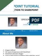 Sharepointtutorialtrainingintroduction 150321073001 Conversion Gate01