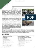 Militar – Wikipédia, A Enciclopédia Livre