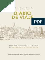 Diario de UnVIAJE