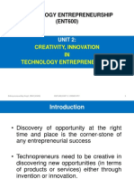 Unit 2 (Creativity)