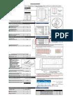 Cálculos para el informe de Soldadura FIM-UNI