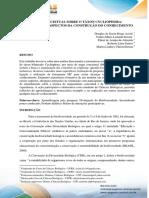 MAPA CONCEITUAL SOBRE O TÁXON CYCLIOPHORA