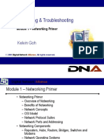 Networking & Troubleshooting Training Slides