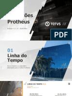 Plataforma Backoffice Protheus Inovações 2019 - 12125