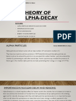 Theory of Alpha-Decay