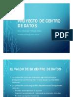 Proyecto Centro de Datos