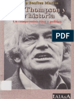 E.P.Thompson y la historia