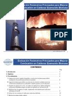 Tema # 1 Mejorar Combustión en Calderas Biomasa