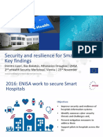 7 - EnISA Smart Hospitals Study