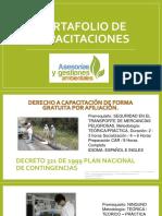 acapacitacion ambiental