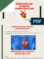 6 Ta Clase Semiología Del Aparato Cardiovascular
