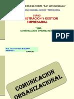 Comunicacion  Organizacional.ppt