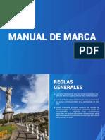 Manual de Marca 2019 Quito Grande otra vez