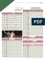 Guía deportiva baloncesto