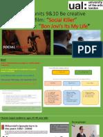 documentsbe creative pitch
