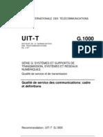 IUT-T G1000