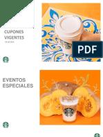Convenios Starbucks