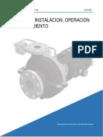 Manual de Operacion y Mantenimiento Bomba 1x2x11 Ns 1211-38