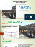 Socavacion General