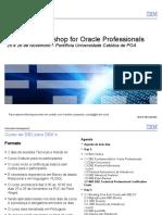IBM DB2 Workshop Em Porto Alegre