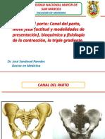 CLASE11.Factores Del Parto Dr. Sandoval