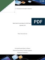 Creación de Texto Descriptivo Autorretrato Tarea 2