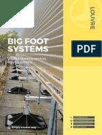 Big Foot Louvre Brochure