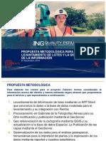 Propuesta Metodologia Levantamiento de Lotes y Sistematizacion de La Informacion
