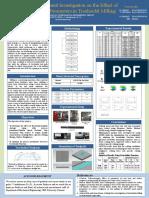 Milling Process Parameters Poster