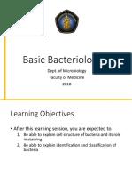 5. L4A Basic Bacteriology A