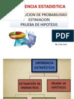 Diapos Estadística inferencial