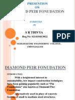 Diamond pile  Ppt
