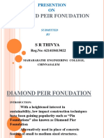 Diamond pile  Ppt
