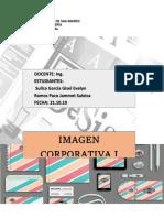 Informe Imagen Corporativa (i)