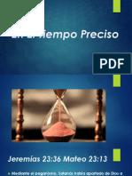 En El Tiempo Preciso.pptx