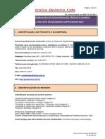 Ficha  técnica Sulfato de Mg