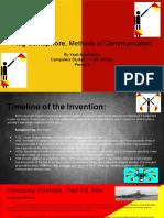 flag semaphore methods of communication